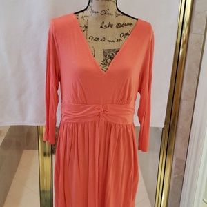 fresh produce Dresses - Fresh Produce Coral Dress